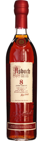 Asbach Uralt 8 years Private 70cl