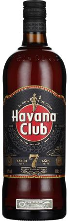 Havana Club Anejo 7anos 1ltr