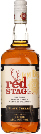 Jim Beam Red Stag 1ltr