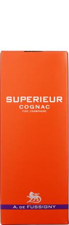 A. de Fussigny VSOP Superieur Fine Champagne Cognac 70cl