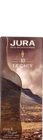 Isle of Jura 10 years Legacy 70cl