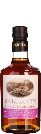 Ballechin Bordeaux Cask Matured 70cl