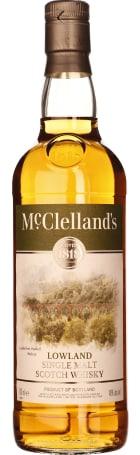 McClelland's Lowland Single Malt 70cl