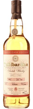 Tullibardine 1994 Single Cask Edition 70cl