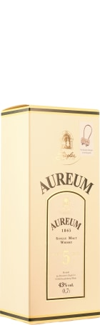 Aureum 1865 Single Malt 5 years 70cl