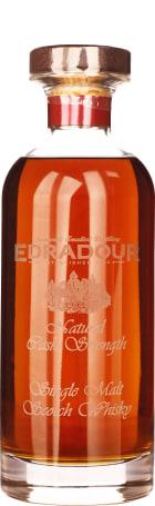 Edradour Vintage 2000 Sherry Natural Cask Strength 70cl