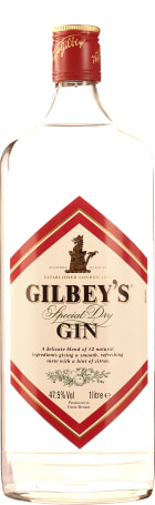 Gilbey's Gin 1ltr