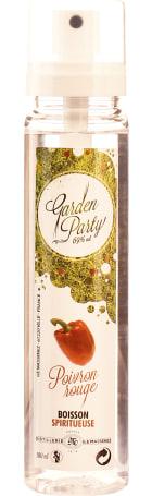 Massenez Poivron Rouge Garden Party 10cl