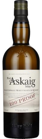 Port Askaig 100 Proof 70cl