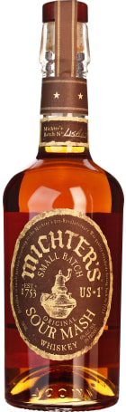 Michter's Sour Mash Whiskey 70cl