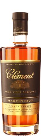 Cl�ment Select Barrel 70cl