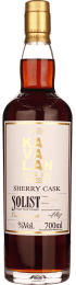 Kavalan Solist Sherry Cask Strength 70cl
