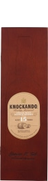 Knockando 15 years Wooden Giftbox 70cl