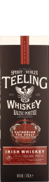 Teeling Small Batch Peated Imperial Baltic Porter Finish 70cl