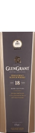 Glen Grant 18 years Single Malt 70cl
