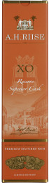 A.H. Riise XO Reserve Single Barrel Rum 70cl