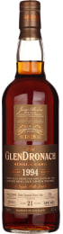 Glendronach 21 years 1994-2016 Silver Seal & Lion's 70cl