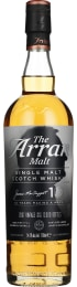 Arran 10 years James MacTaggart 10th anniversary 70cl