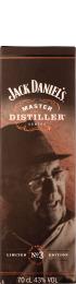 Jack Daniels Master Distillers No.3 70cl