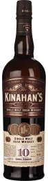 Kinahan's 10 years Single Malt 70cl