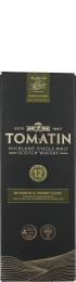 Tomatin 12 years Single Malt 1ltr