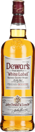 Dewar's White Label 1ltr