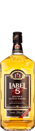 Label 5 Scotch Whisky 1ltr