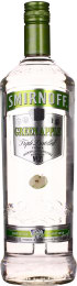 Smirnoff Green Apple 1ltr