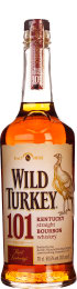 Wild Turkey Bourbon 101 Proof 70cl