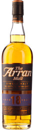 Arran 18 years Single Malt 70cl