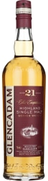 Glencadam 21 years Single Malt 70cl