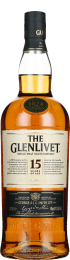 The Glenlivet 15 years 1ltr