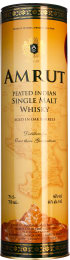 Amrut Peated Indian Single Malt 70cl
