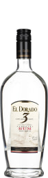 El Dorado 3 years Cask Aged White Rum 70cl