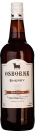 Osborne Sherry Medium Dry 1ltr