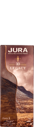 Isle of Jura 10 years Legacy 70cl