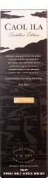 Caol Ila Distillers Edition 2003-2015 70cl