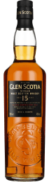 Glen Scotia 15 years Single Malt 70cl