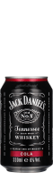 Jack Daniels & Cola ...