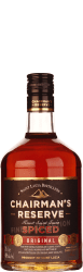 Chairman's Spiced Reserve Rum
