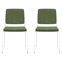 Glasser Dining Chair Set of 2
