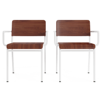 Grammar Carver Set of 2 Dining Chairs