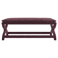 Portobello Large Foot Stool Ottoman