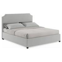 Natalie King Gaslift Bed Frame