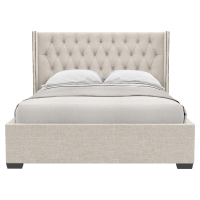 Stella Gas Lift Queen Size Bed Frame