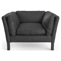 Miles Leather Armchair