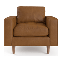 Sargent Leather Armchair