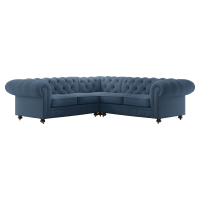 Camden Chesterfield L-Shaped Modular Corner Sofa