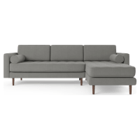 Frank 3 Seater Modular Sofa with Chaise