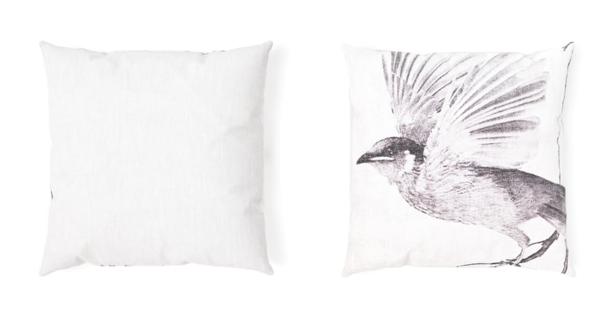 Spacecraft Honey Eater Cushion